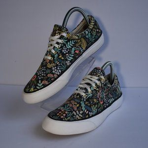 *  KEDS x RIFLE PAPER Co. Anchor Lourdes Shoe 7.5